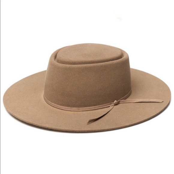 """Stetson Accessories - ISO- Seager & Stetson """"Hat With No Name"""""""